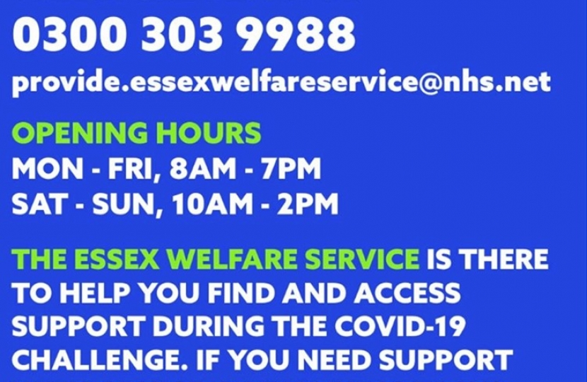Essex Welfare Service