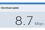 Do your download speeds meet the national minimum?