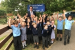 Alex Burghart MP at Ingatestone Infants School