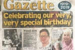 100 Years of the Brentwood Gazette